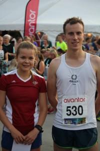 Vinnere Nydalsløpet 2016